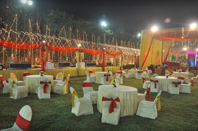 Shakti Garden Budh Vihar Delhi - Wedding Lawn