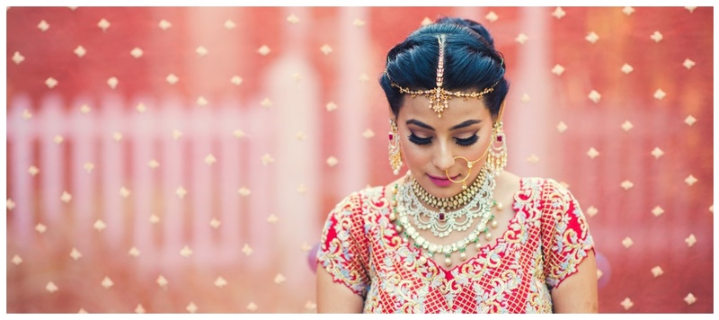 Bhisham & Aashna Delhi : This bride's wedding outfits, offbeat jewellery and glam hairstyles will give you major #bridegoals!