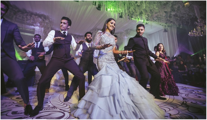 15 Best Cocktail Outfits from 2017 – #Weddingz2017Rewind!