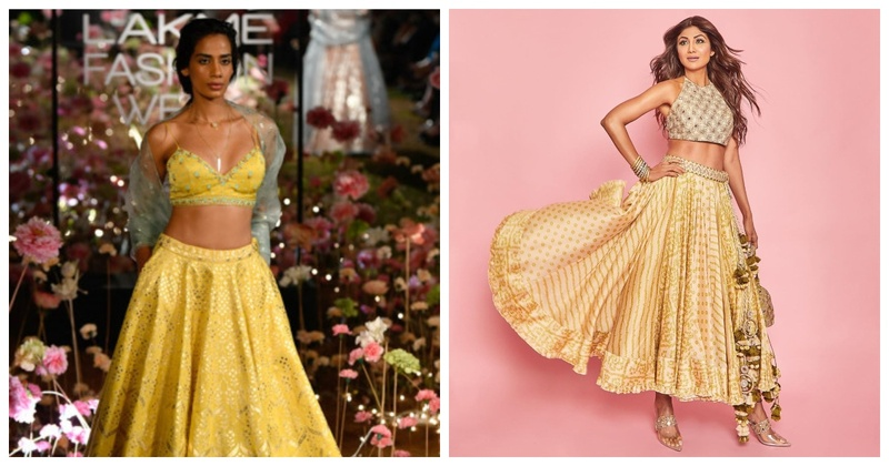 These 14 Yellow Lehengas To Light Up The Wedding Vibe