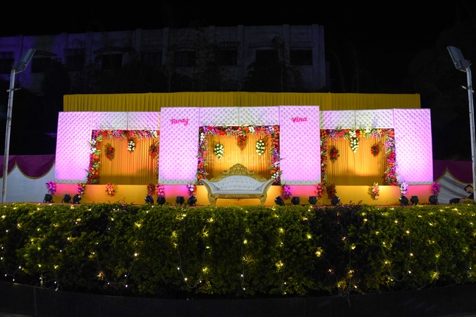 Shree Bhagwati Park Trimurtee Nagar Nagpur - Wedding Lawn