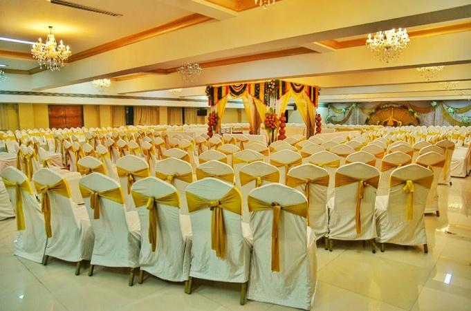 Ceremony Banquet Hall Kalyan Mumbai - Banquet Hall