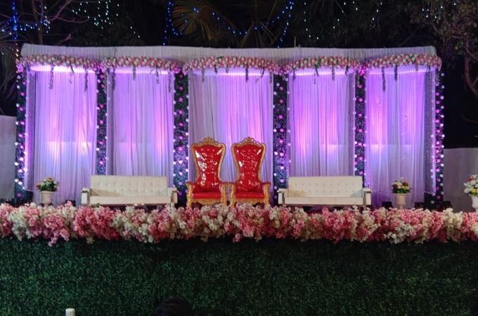 Silver Palms Lawns Thane West Mumbai - Wedding Lawn