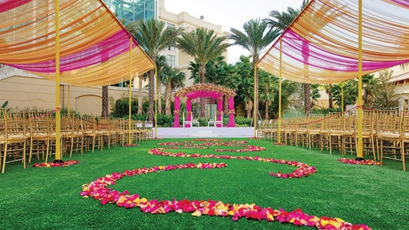 Best Wedding Lawns in Gandhinagar, Gujarat where you can Celebrate Special Moments of your Life