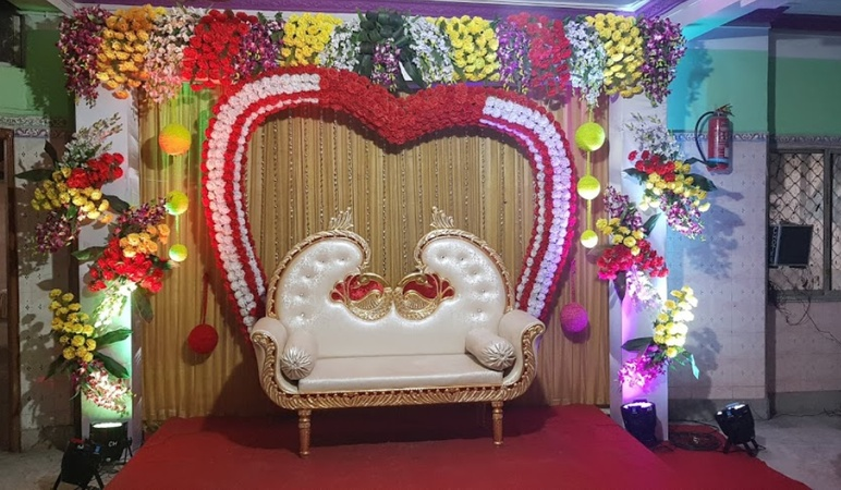 Mayakunja Marriage Hall Belgharia Kolkata - Banquet Hall