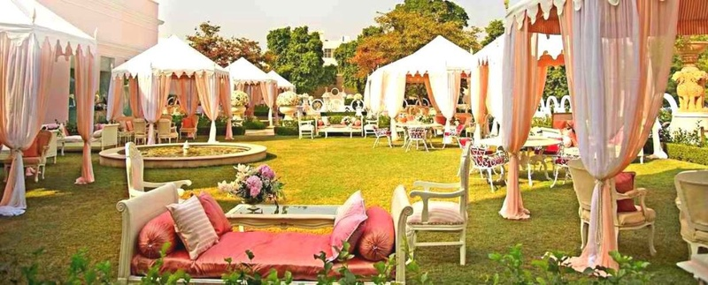Wedding Lawns in Lucknow to Celebrate your Charismatic Wedding
