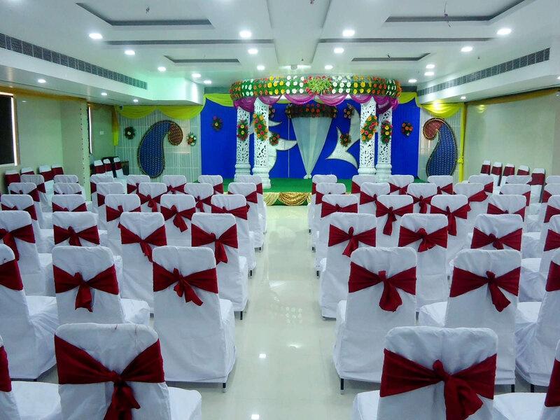 Sri Vaishnavi Function Hall Visakhapatnam - A Venue For Your Dream Wedding Celebration