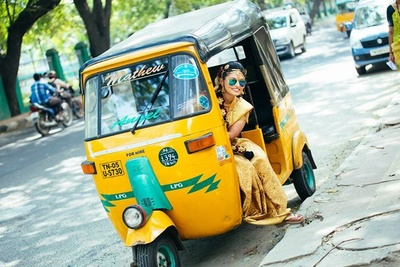 Bridal transportation ideas