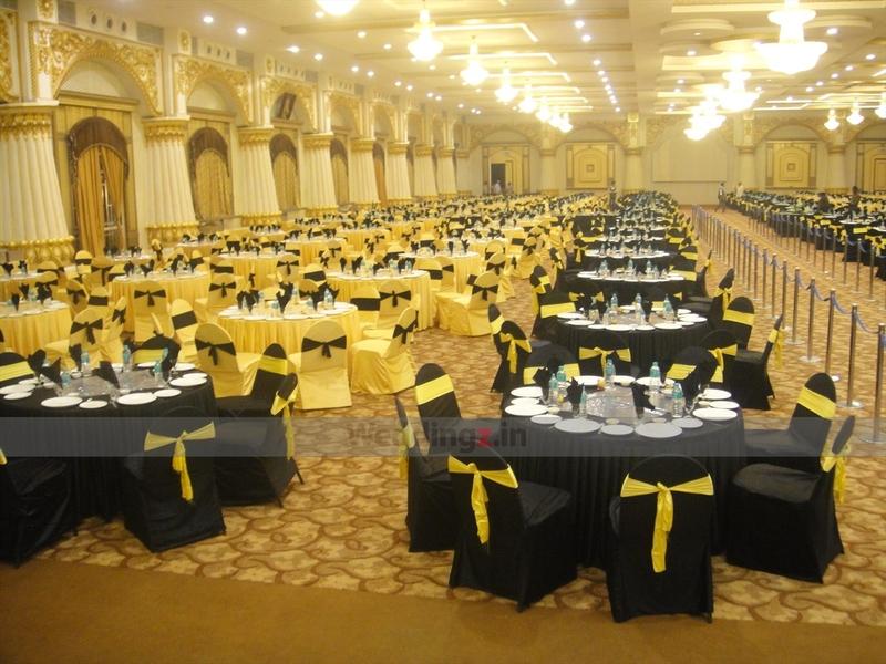 The Royal Senate Palace Ground Bangalore Banquet Hall
