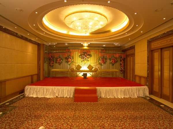Hotel Parle International Vile Parle East Mumbai - Banquet Hall