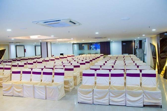Sampradaya Banquet Hall L.B. Nagar Hyderabad - Banquet Hall