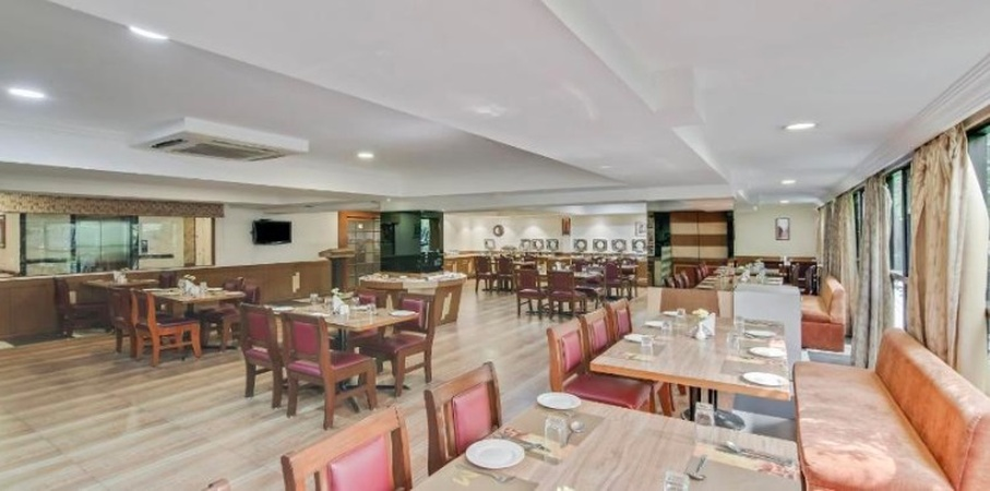 Ballal Residency M G Road Bangalore - Banquet Hall
