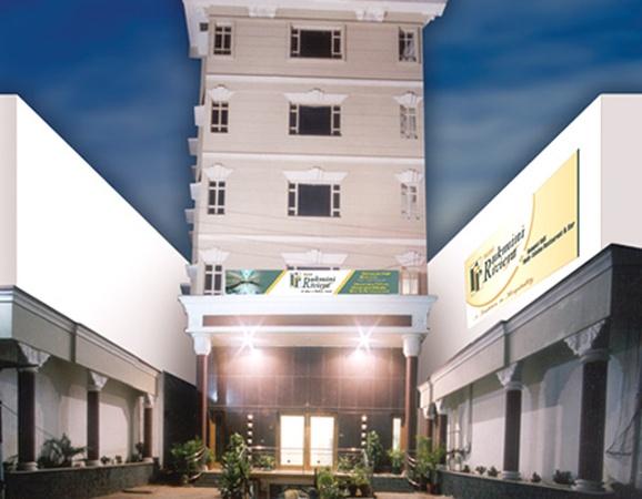 Hotel Rukmini Riviera Lakdikapul Hyderabad - Banquet Hall