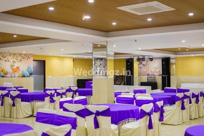 Hotel Swan 2 Dhakoli Chandigarh - Banquet Hall