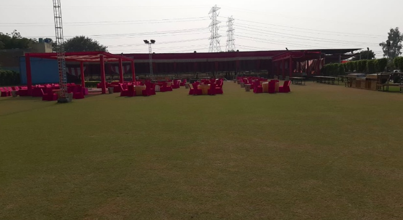 Shri Kripa Ram Vatika Bawana Delhi - Wedding Lawn