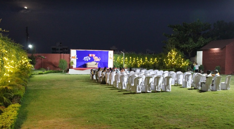 Utsav Lawn Manish Nagar Nagpur - Wedding Lawn