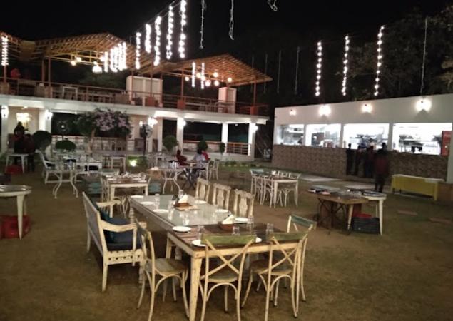 Singh Saab Wardha road Nagpur - Banquet Terrace