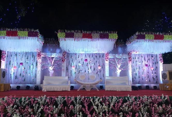 Nityanand Garden Borivali West Mumbai - Wedding Lawn