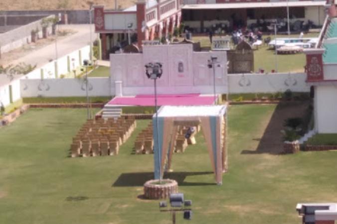 Umrao Vatika Vivah Sthal Kanakpura Jaipur - Banquet Hall