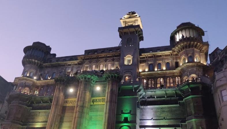 Brijrama Palace Ghasi Tola Varanasi - 5 Star Wedding Hotel