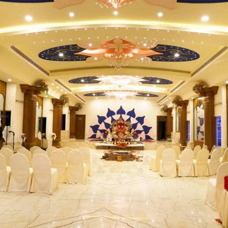 Samskruthi Swastik Convention Hall Jayanagar Bangalore - Banquet Hall