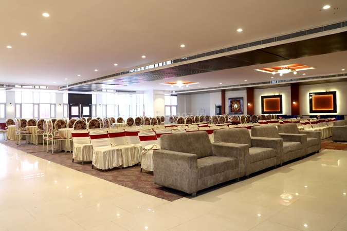 The Amsons Resorts Sector 39 Ludhiana - Banquet Hall