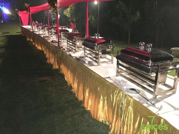 7 Spices   Delhi   Caterers