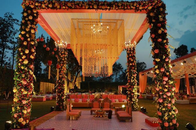 Bluegrass Events | Delhi | Decorators