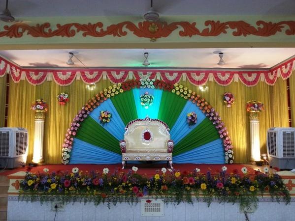S R K Mahal Madipakkam Chennai - Wedding Hotel