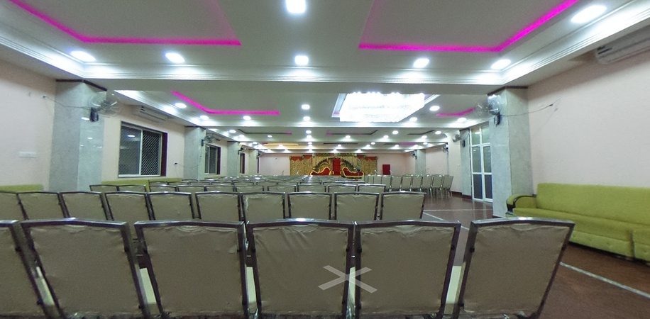 Ameena Palace Function Hall Asif Nagar Hyderabad - Mantapa / Convention Hall