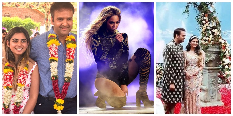 Beyonce to Perform at Isha Ambani and Anand Piramal's Sangeet Ceremony at Udaipur!