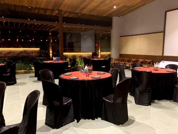 Tea Villa Cafe Vajdi Rajkot - Banquet Hall