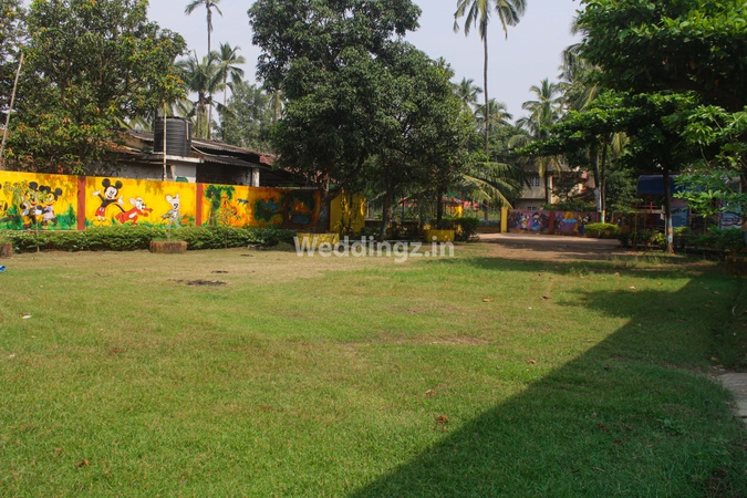 Nakshatra Resort Virar West Mumbai - Wedding Lawn