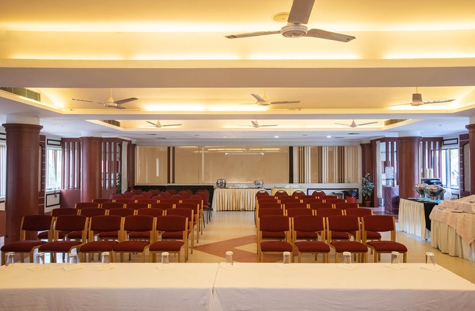 Hotel Royal Residency Kakkanad Kochi - Banquet Hall