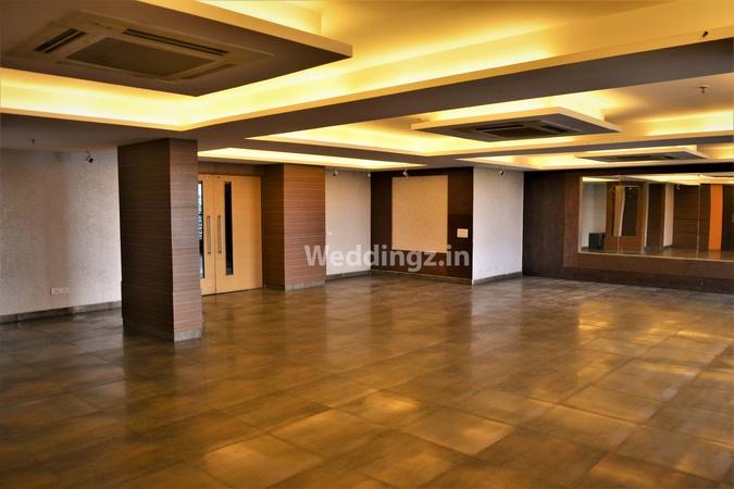 West Willows Xanadu Rajarhat Kolkata - Banquet Hall