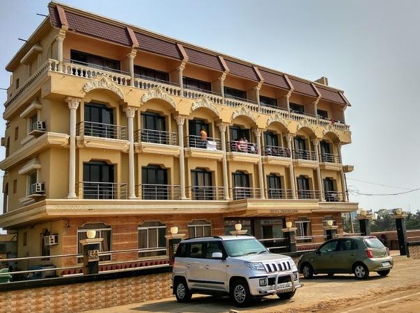 Hotel Dreamland Baliapanda Puri - Banquet Hall