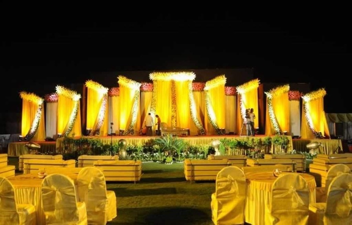 Royal Resort Bhadu Market Jodhpur - Banquet Hall