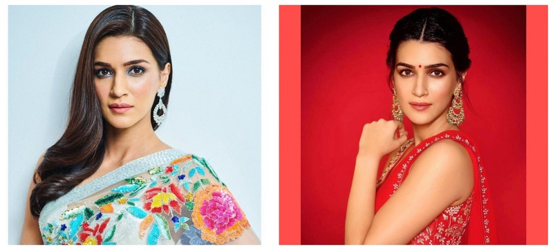 Need Indian Wedding Dresses for Bride's Sister? Be Inspired by Kriti Sanon's Style Quotient!