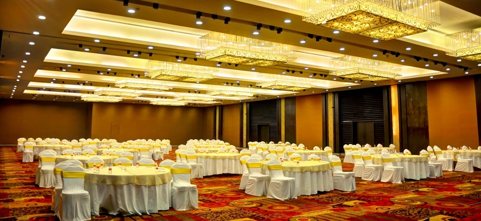 Manasarovar The Fern Begumpet Hyderabad - Banquet Hall