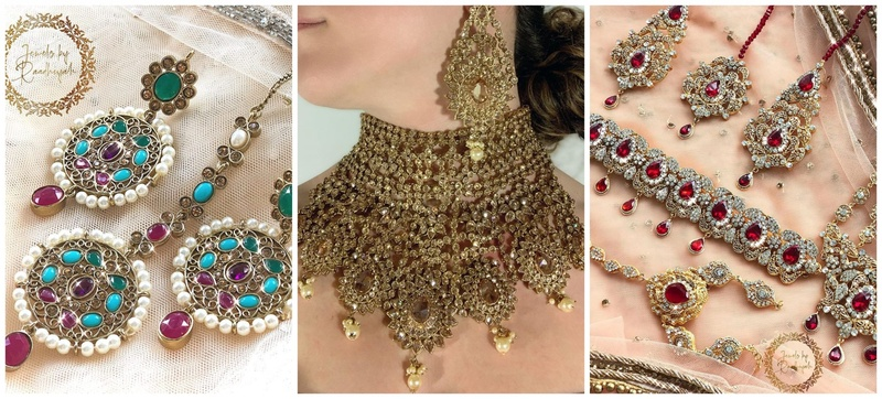 5 Chic Costume Jewellery Brands to Bookmark for the Upcoming Wedding Season!