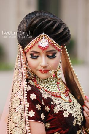 Neelam Singh-The Makeup Artist | Delhi | Makeup Artists