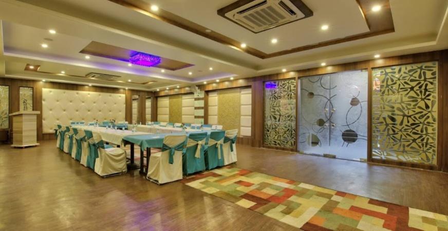 Hotel Milestone 251 Bani Park Jaipur - Banquet Hall
