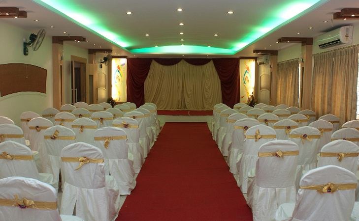 Anand Sagar Inn Basavanagudi Bangalore - Banquet Hall