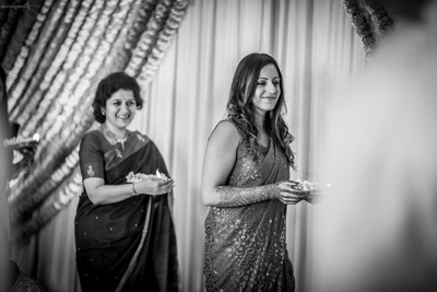 Brasso silk saree decked with embellished border