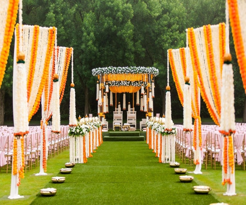 Wedding Lawns in Mumbai for a Romantic Marriage Ceremony
