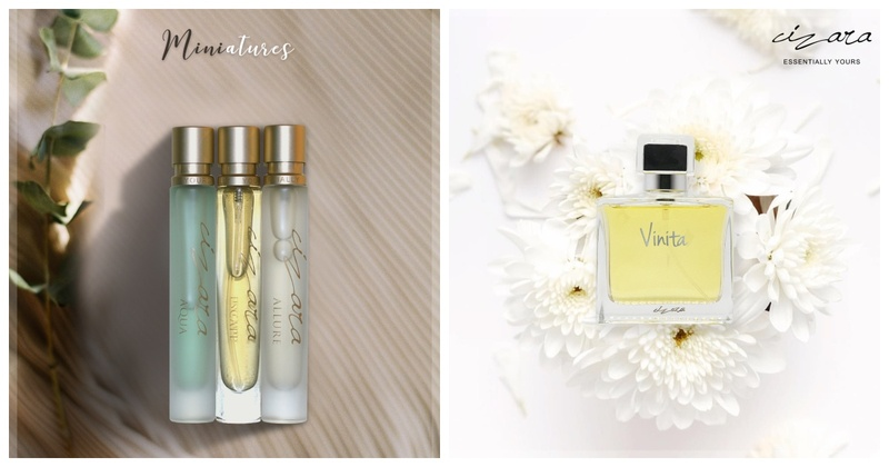 We are here to help you ace the gifting game with Cizara perfumes!