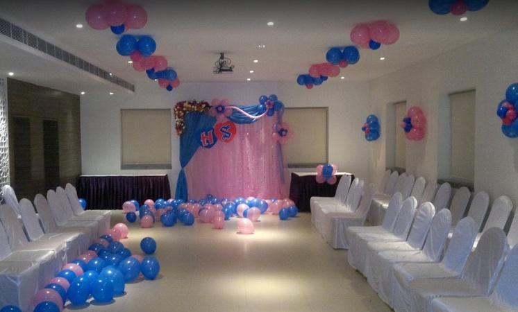 Cream Centre Anna Nagar Chennai - Banquet Hall
