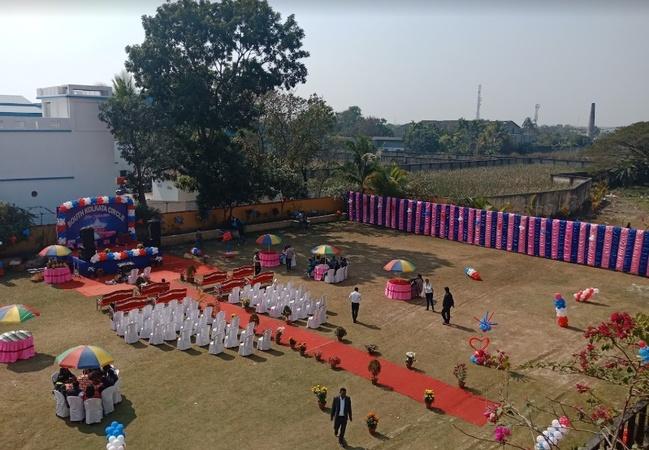 Satyanarayan Resorts and Club Narendrapur Kolkata - Banquet Hall
