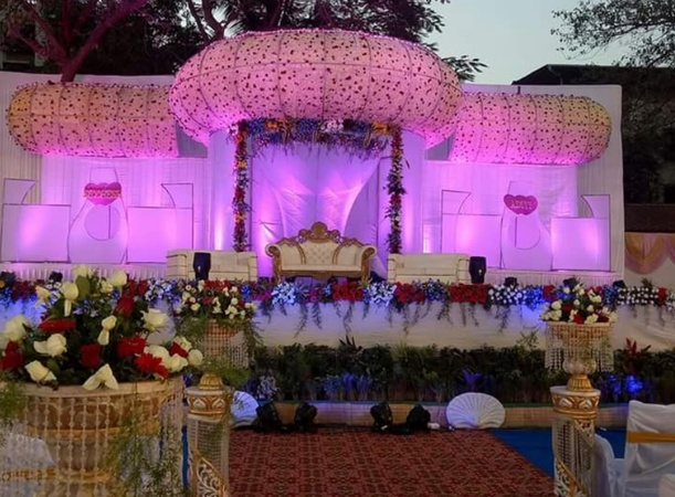 Maharaja Lawns Kalyan Mumbai - Wedding Lawn