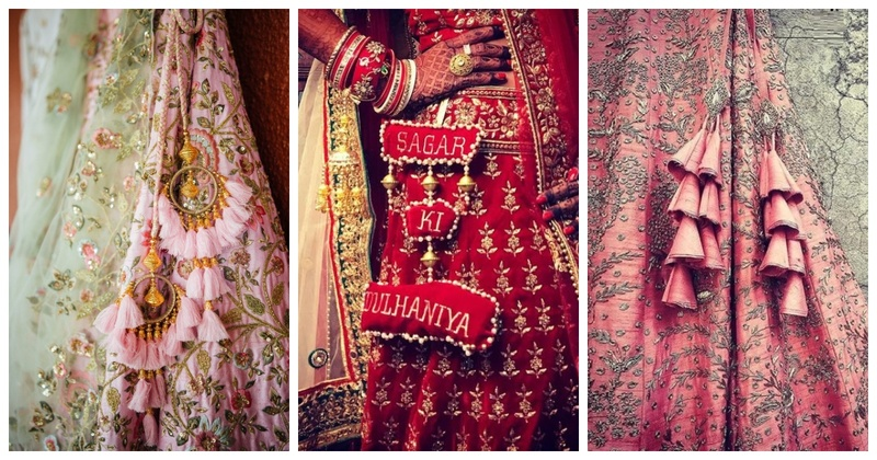 15 Latkan designs for brides-to-be to make a style statement!